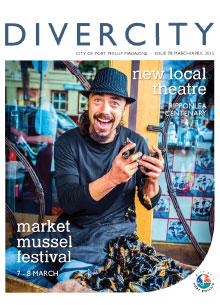 Diversity Magazine edition 1, 2015
